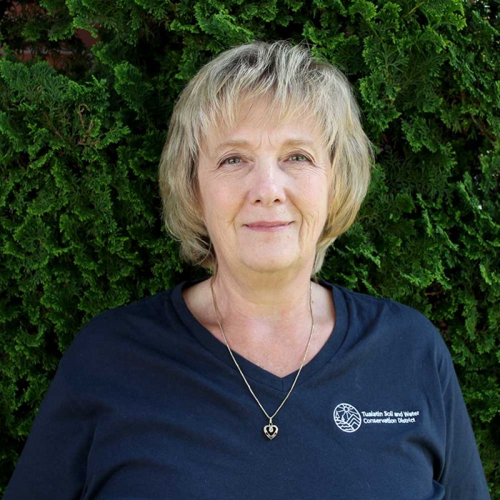 JUDY MARSH – Operations Assistant