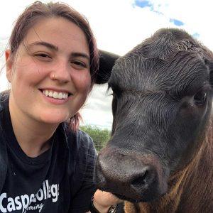 TATIANA TAYLOR – Rural Conservation Technician